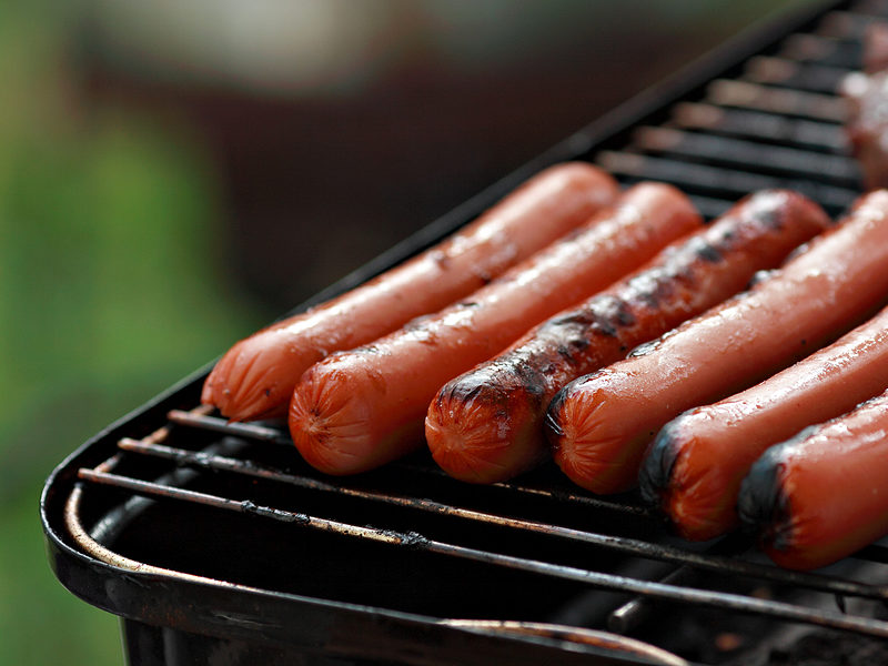 How To Make A Hot Dog Bar Perfect For Tailgating