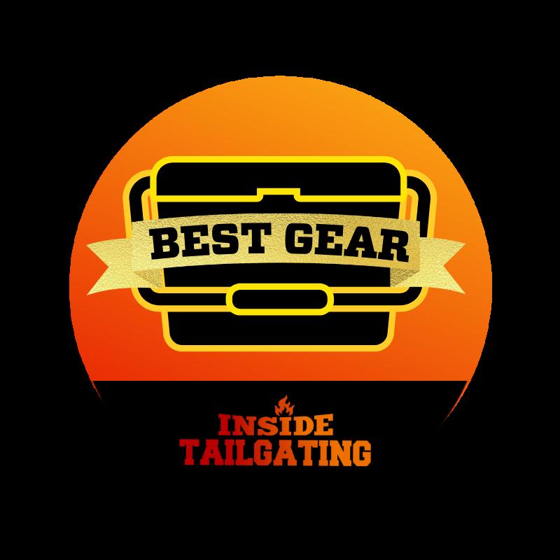 Inside Tailgating Cooler Badge for Best Gear Picks