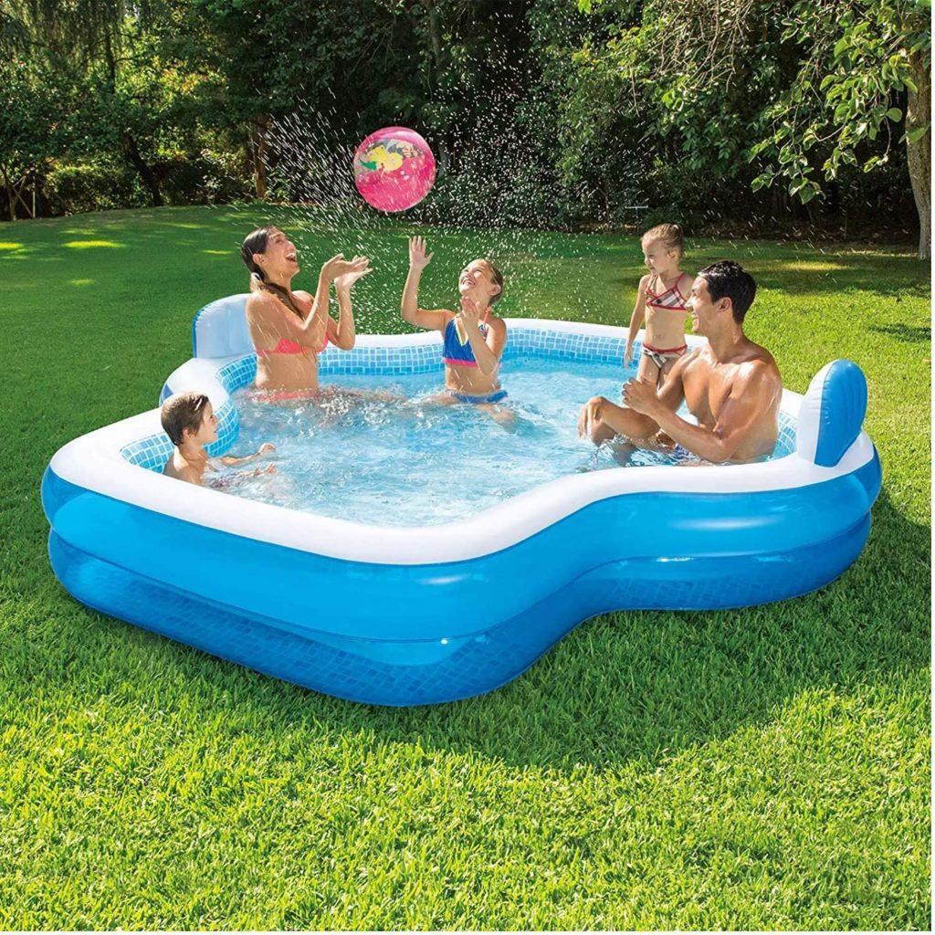 An Adult-Sized Kiddie Pool