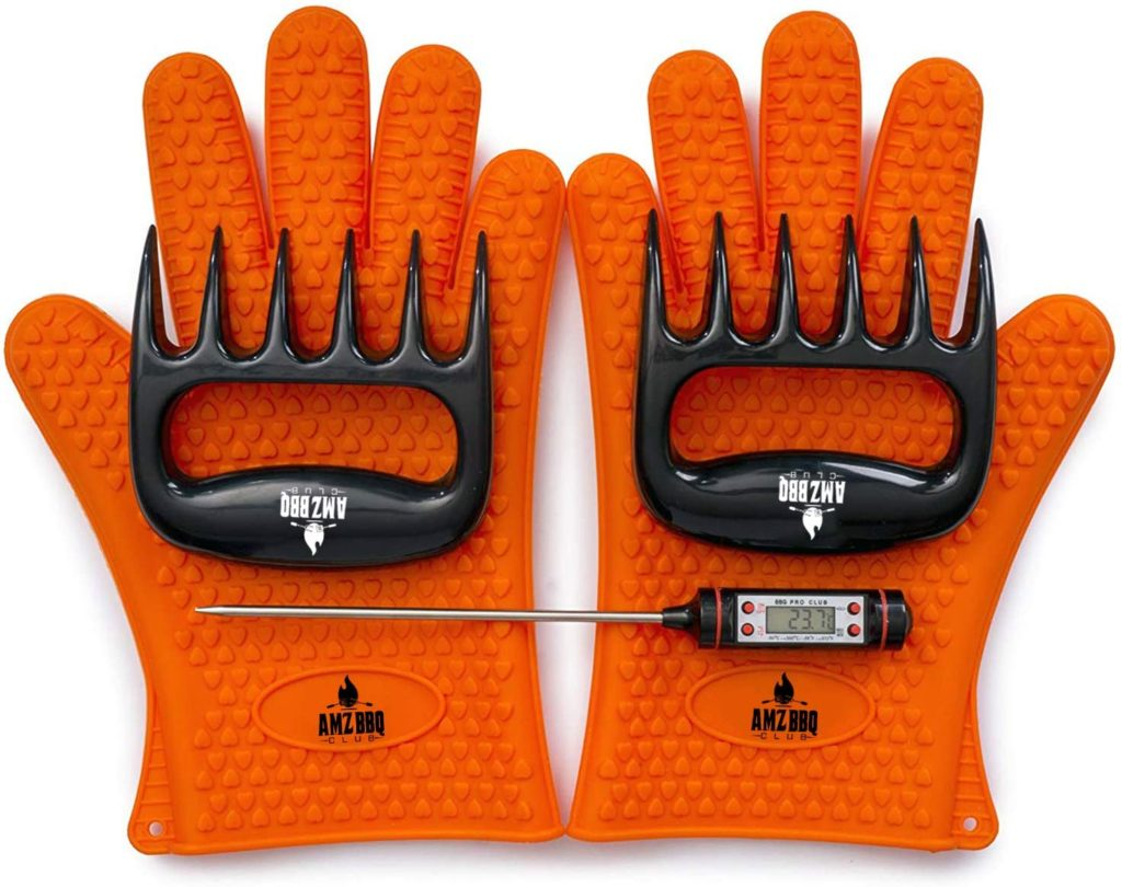 BBQ Gloves And Claws