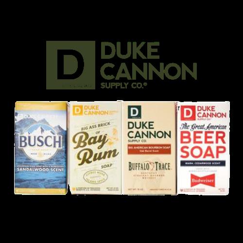 Duke Cannon Beer Bourbon Bundle