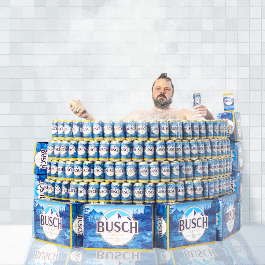 Duke Cannon Busch Beer