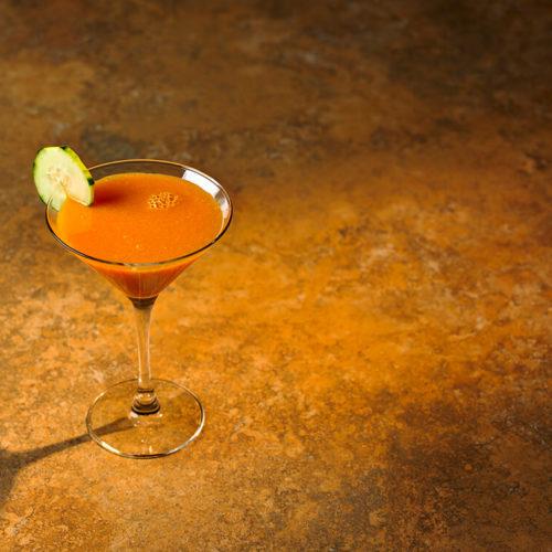Carrot 43 Martini