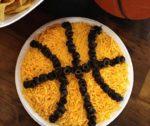 Basketball Bean Dip