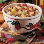 Apple Pineapple Salad