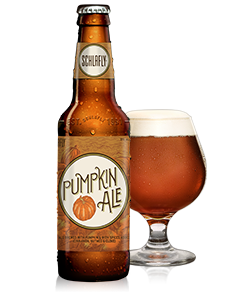Schafly Pumpkin Ale