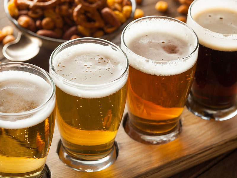 10 Seasonal Fall Beers We Can't Wait To Try At Our Next Tailgate