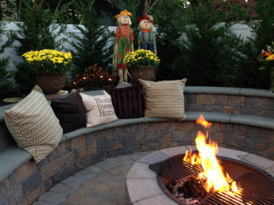 Our Master Guide To Backyard Fire Pits Perfect For Keeping You Warm At Your Fall Homegate